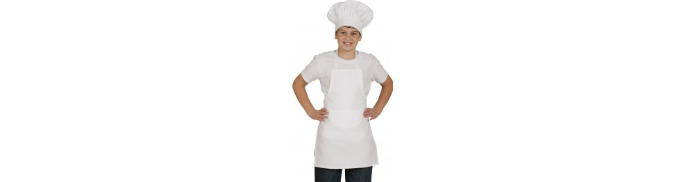 Vêtement de cuisine pour enfant