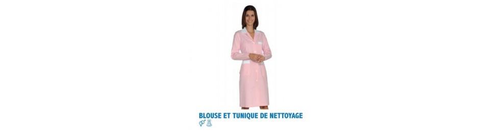 Blouse et Tunique de nettoyage